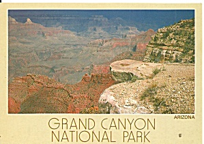 Grand Canyon National Park Az Hopi Point Cs11681