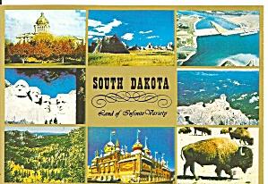 South Dakota Land of Infinite Variety cs11689 (Image1)