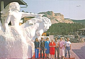 Crazy Horse Mountain Carving SD cs11692 (Image1)