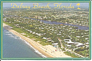 Delray Beach Fl Aerial View Cs11702