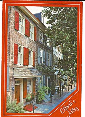 Philadelphia PA Elfreth s Alley cs11718 (Image1)