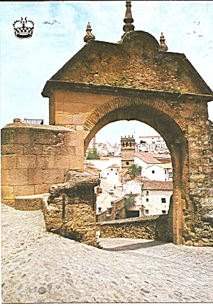 Ronda Spain Archway cs11738 (Image1)