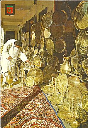 Morocco Artisan s Work  cs11742 (Image1)