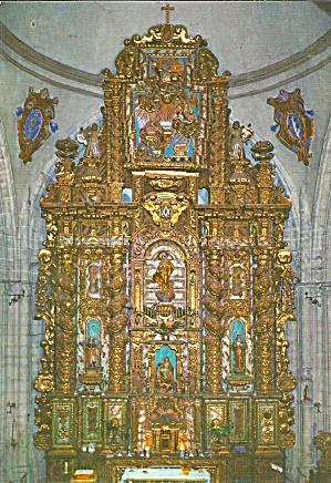 Ronda Spain Church of Santa Maria La Mayor cs11747 (Image1)