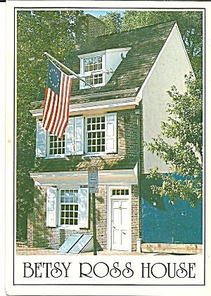 Betsy Ross House Philadelphia Front cs11755 (Image1)