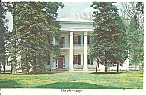 The Hermitage Home Of Andrew Jackson Cs11764