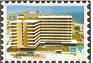 Torremolinos Spain Hotel Cervantes Cs11799