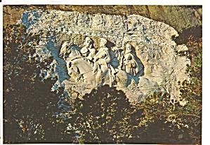 Stone Mountain Georgia Memorial Carving  cs11803 (Image1)