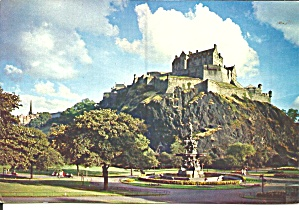 Edinburgh Castle Scotland Cs81112