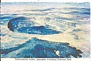 Hawaii Volcanos National Park Halemauman Crater cs11815 (Image1)