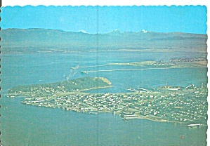 Anacortes Wa Aerial View Cs11823
