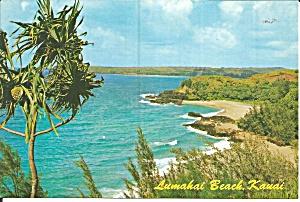 Kauai HI Lumahai  Beach cs11830 (Image1)