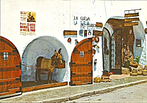 Mijas Spain  The Donkey s Cave cs11859 (Image1)