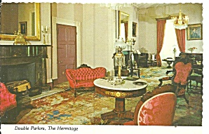 The Hermitage Double Parlors Andrew Jackson Cs11866