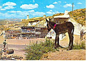 Espana Es Diferente, Spain Postcard (Image1)