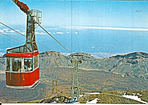 Tenerife Canary Islands Cableway Cs11871