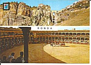 Ronda Spain  Plazade Toros de Piedra cs11873 (Image1)
