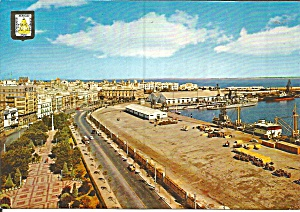 Cadiz Spain Avenue De Carranza Port Cs11879