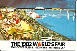 1982 World S Fair Knoxville Amusement Area Cs11883