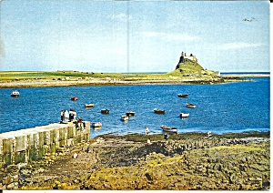 Lindisfarne Castle Holy Island England cs11887 (Image1)