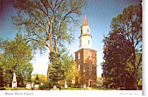 Bruton Parish Church Williamsburg VA cs11917 (Image1)