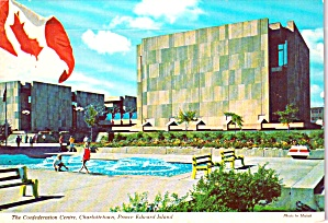 Charlottetown Canada PEI Confederation Centre cs11931 (Image1)
