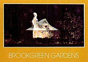 Brookgreen Gardens Sc Night By Mario Korbel Cs11934