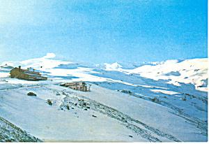 Sierra Nevada Granada Spain Postcard cs1194 (Image1)