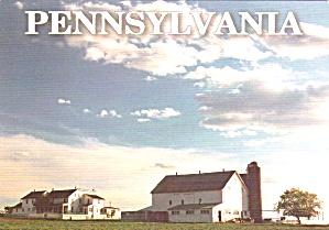 Rural Pennsylvania Farm cs11955  (Image1)