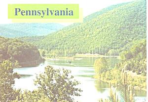 Peaceful Little Lake in a Pennsylvania Lanscape cs11959 (Image1)