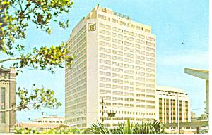 Taipei Hilton Hotel Postcard cs1203 (Image1)