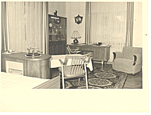 Room Interior Postcard
