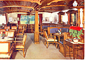 Hotel Kehrwieder Titisee Black Forest Postcard Cs1209