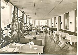 Hilberts Park Hotel Bad Nauheim Germany Postcard cs1211 (Image1)