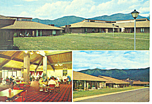 Highland Farms Retirement Community NC Postcard cs1218 (Image1)