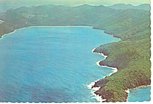 Magens Bay,St Thomas Virgin Islands Postcard (Image1)