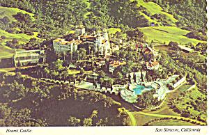 Hearst Castle, San Simeon CA  Postcard cs1274 1979 (Image1)