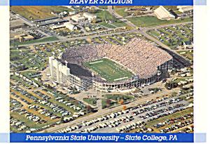 Beaver Stadium Nittany Lions PA  Postcard cs1327 (Image1)