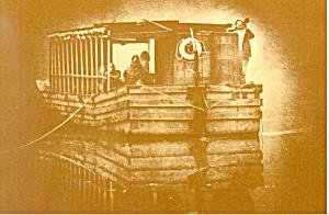 Hey Hey Lock  Potomac MD Postcard cs1350 (Image1)