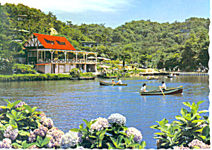 Mt Rokko Shinike Par, Japan Postcard cs1416 (Image1)