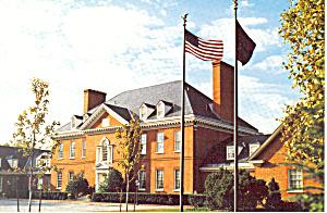 Governor s Residence Harrisburg PA Postcard cs1641 (Image1)