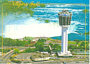 Minolta Tower,Niagara Falls, Canada Postcard (Image1)