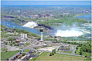 Niagara Falls Ontario Canada Postcard cs1648 (Image1)