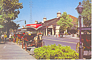 The French Market, New Orleans, LA Postcard (Image1)