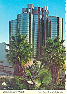 Bonaventure Hotel, Los Angeles, CA Postcard (Image1)