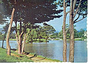 Nakajima Park Sapporo Japan Postcard cs1837 (Image1)