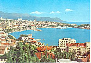 7-T Splt, Italy Postcard (Image1)