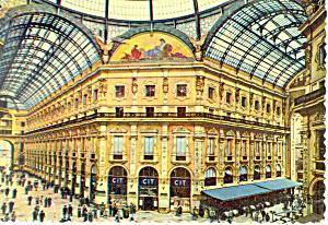 Milano, Italy Postcard (Image1)
