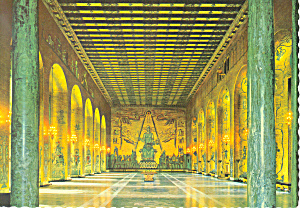 Stockholm, Sweden City Hall Postcard (Image1)