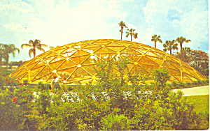 Geodesic Dome Busch Gardens Florida Cs18861